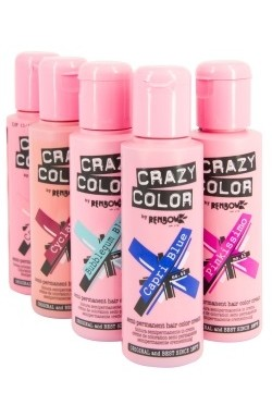CRAZY COLOR REMBOW 100ml