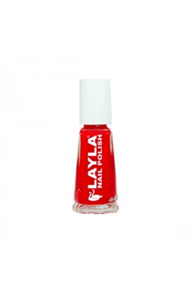 SMALTO  LAYLA NAIL POLISH DIVERSE COLORAZIONI