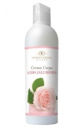 VIP PLUS SPECIAL CREMA CORPO ACIDO JALURONICO 250ml