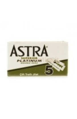 LAME ASTRA SUPERIOR PLATINUM 100PZ